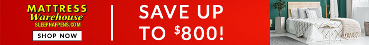 Save up to $800