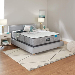 Beautyrest Harmony Lux Extra Firm Mattress In Bedroom