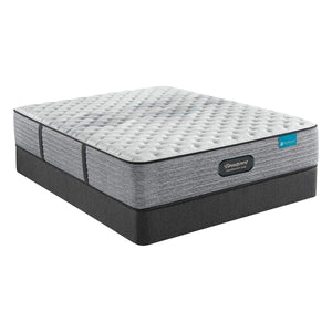 Beautyrest Harmony Lux Extra Firm Mattress On Box Spring