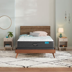 Beautyrest Harmony Cocoa Beach Extra Firm Mattress In Bedroom