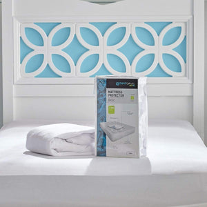 Bedgear BG-X Basic Mattress Protector And Packaging