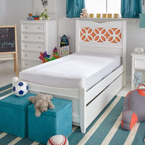 Bedgear BG-X Basic Mattress Protector Room Detail