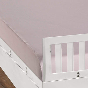 Bedgear Dri-Tec Moisture Wicking Fitted Crib Sheets Pink
