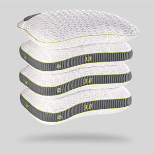 Bedgear M1 Pillow 0.0 Series Expanded