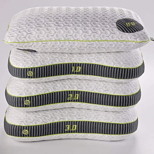 Bedgear M1 Pillow 0.0 Series Front