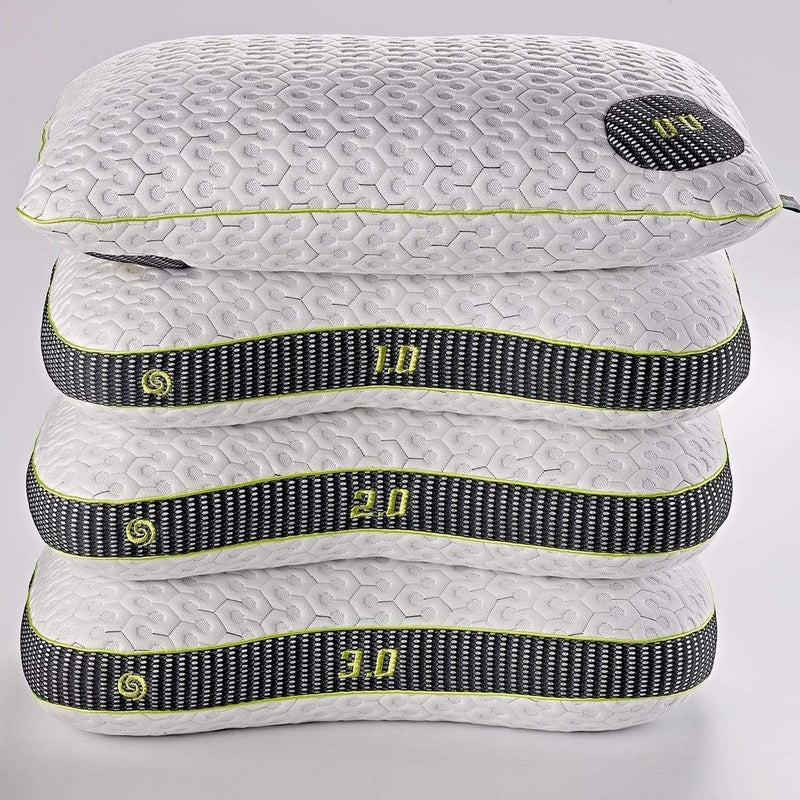 Bedgear M1 Pillow 2.0 Series Front
