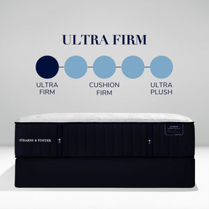 Stearns & Foster Cassatt Luxury Ultra Firm Mattress Comfort Guide