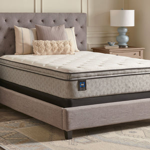 Sealy Clement Soft Pillowtop Mattress In Bedroom