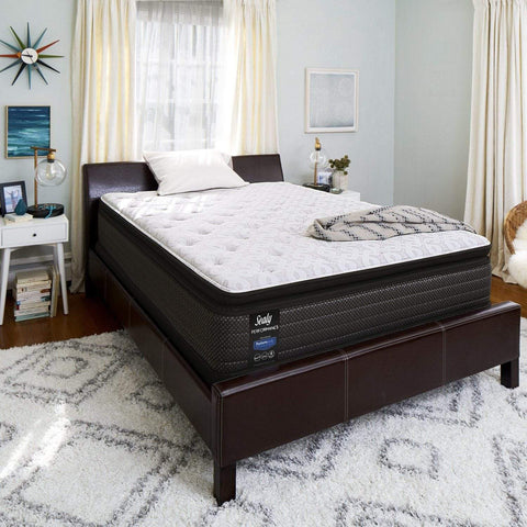 Mattress Warehouse Sealy Whitewood Posturepedic Cushion Firm Mattress Beautiful Room Lifestyle