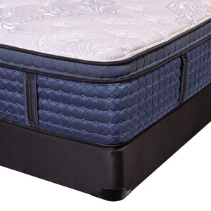 Kingsdown Holborn Cushion Euro Top Hybrid Mattress Corner Detail