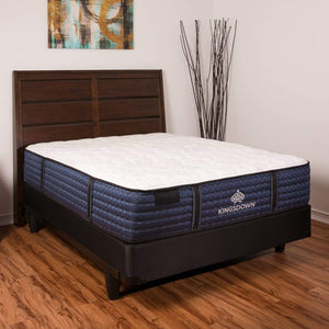 Kingsdown Courtenay Plush Hybrid Mattress In Bedroom
