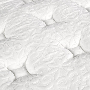 Kingsdown Sleeping Beauty Cushion Firm Mattress Fabric Detail