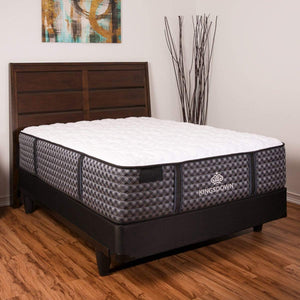 Kingsdown Sloane Ultra Plush Hybrid Mattress In Bedroom
