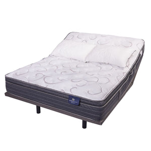 Serta Perfect Sleeper®Caldiero Mattress on an Adjustable Base