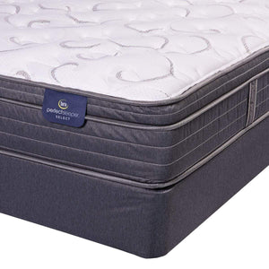 Serta Perfect Sleeper®Caldiero Mattress and Box Spring Corner
