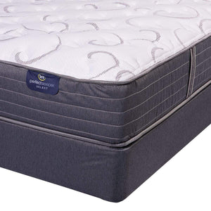 Serta Perfect Sleeper®Aldrin Mattress and Box Spring Corner