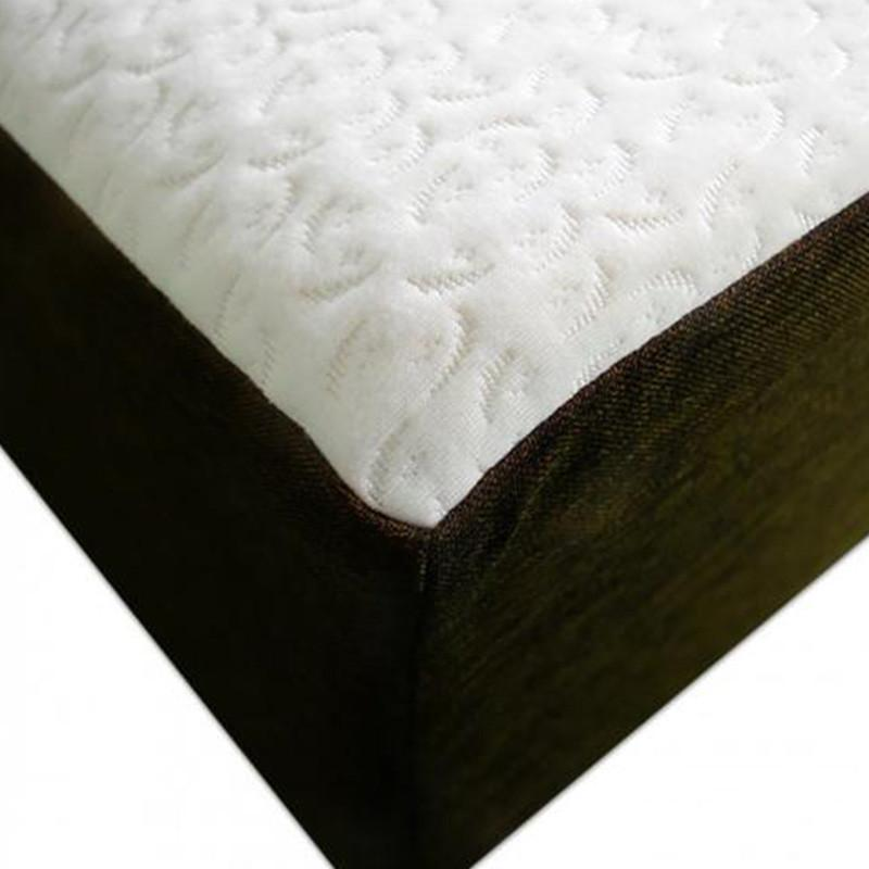 Mattress_Warehouse_10_Inch_Ventilated_Memory_Foam_M Corner