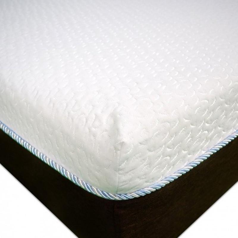 Mattress_Warehouse_12_Inch_Arctic_Chill_Gel_Memory_Foam_M Corner