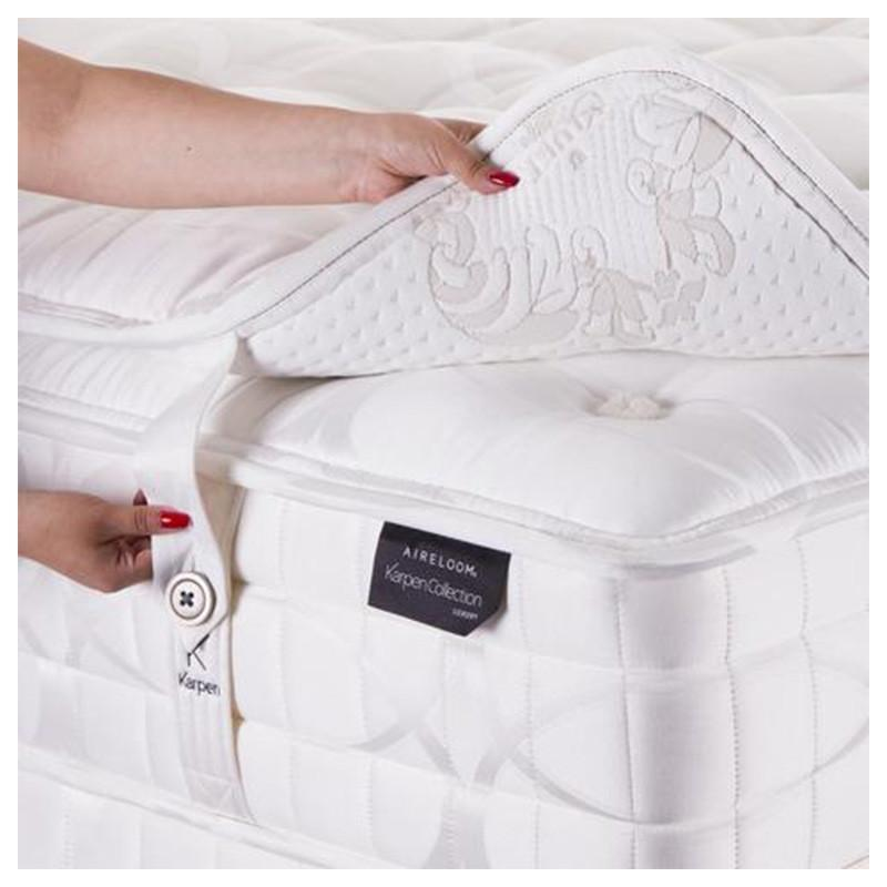 Aireloom Karpen Wilshire Luxury Mattress Topper Mattress