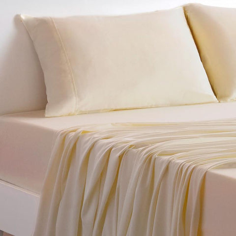 Mattress_Warehouse_BedGear_Basic_Sheet_Set_Mist_CloseUp