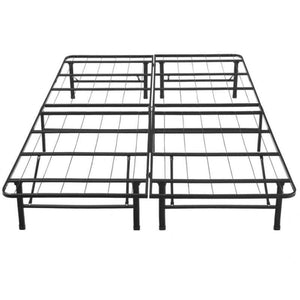Mattress_Warehouse_Global_Black_Platform_Bed_Frame