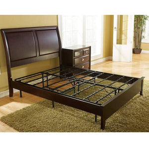 Mattress_Warehouse_Global_Black_Platform_Bed_Frame_bed