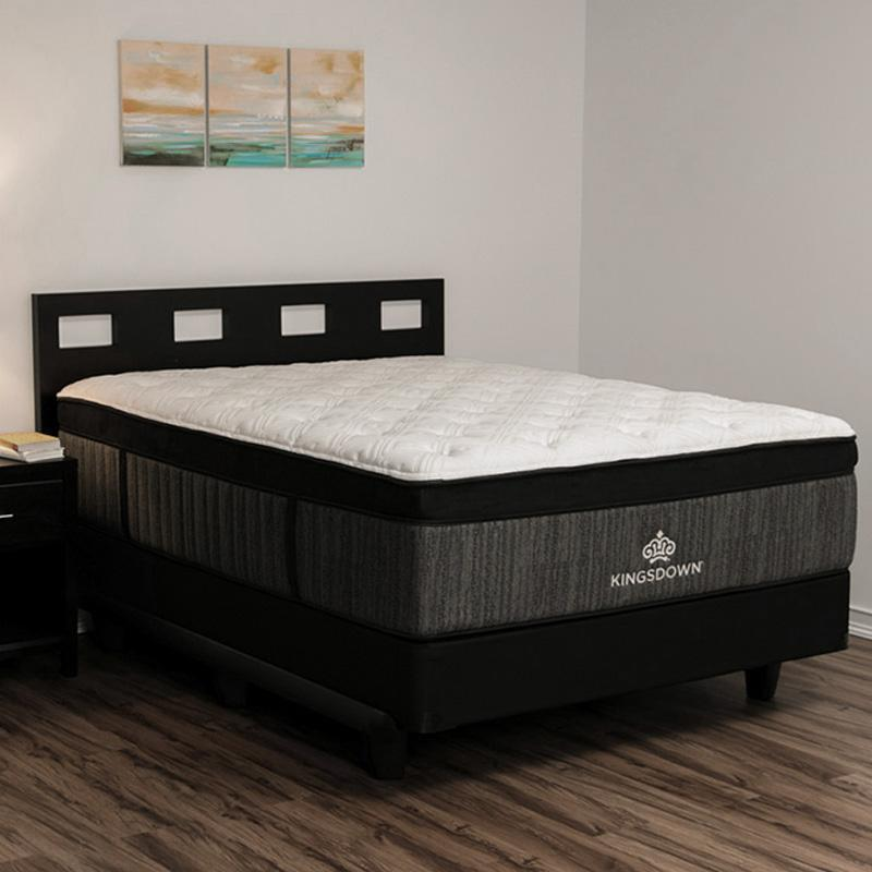 Kingsdown Grand Summit Luxury Plush Eurotop Mattress