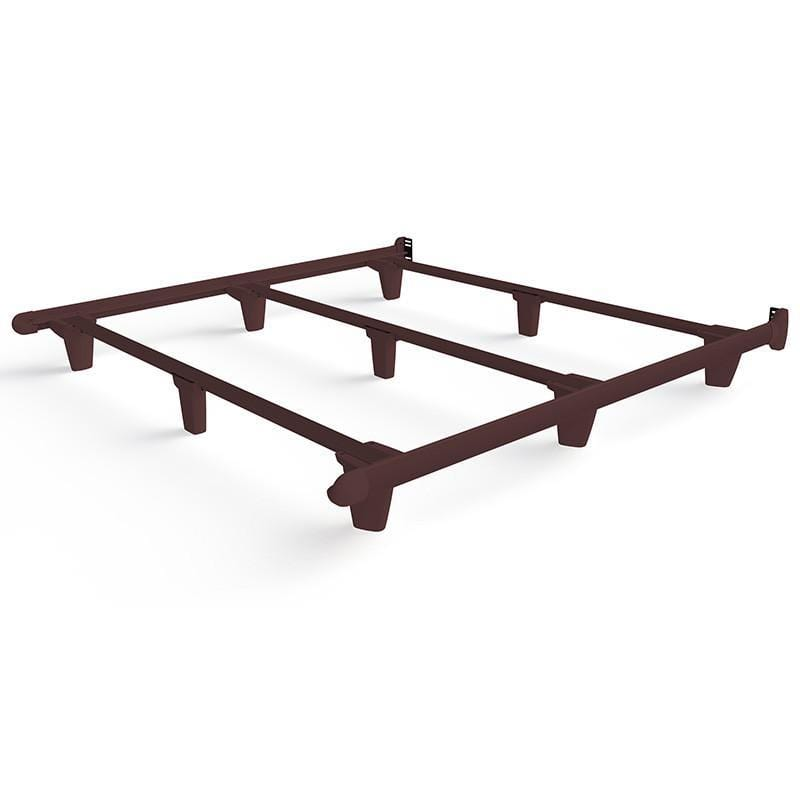 Mattress_Warehouse_Knickerbocker_emBrace_Bed_Frame_King_Brown