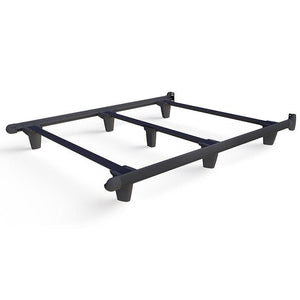 Mattress_Warehouse_Knickerbocker_emBrace_Bed_Frame_Queen_Black