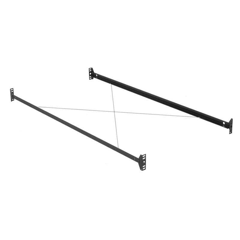 Mattress_Warehouse_Legget_&_Platt_Bolt-On_Bed_Rails_for_Twin_Full_Bed_Frame