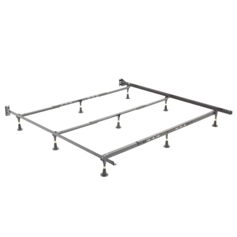 Mattress_Warehouse_Leggett_&_Platt_Queen/King_Waterbed_Frame_with_9_Legs