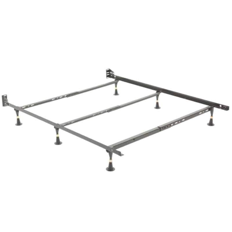 Twin/Full Waterbed Frame With 6 Legs By Leggett U0026 Platt. $ 79.99.  Mattress_Warehouse_Leggett_u0026_Platt_Frame_for_Metal_and_Brass_Beds