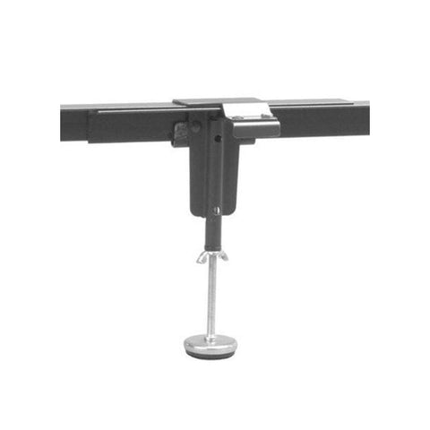 Mattress_Warehouse_Leggett_&_Pratt_18_Inch_Adjustable_Center_Supports_With_Legs_Close_Up