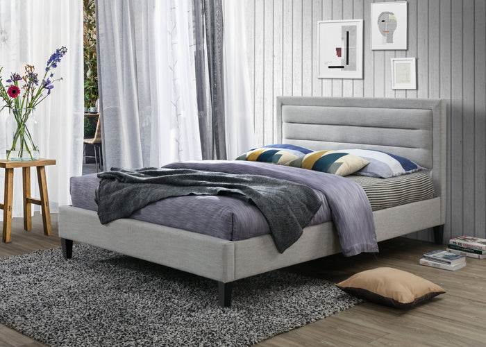 Powell Kyle Complete Bed Set - Mattress Not Included