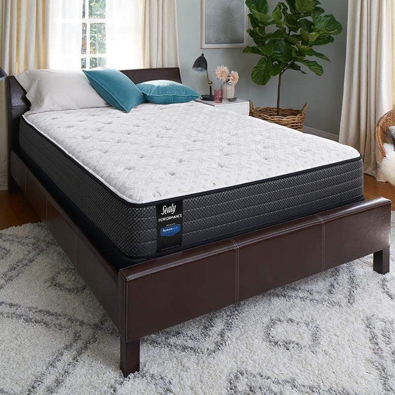 Sealy Posturepedic 174 Balboa Island Plush Mattress Mattress Warehouse
