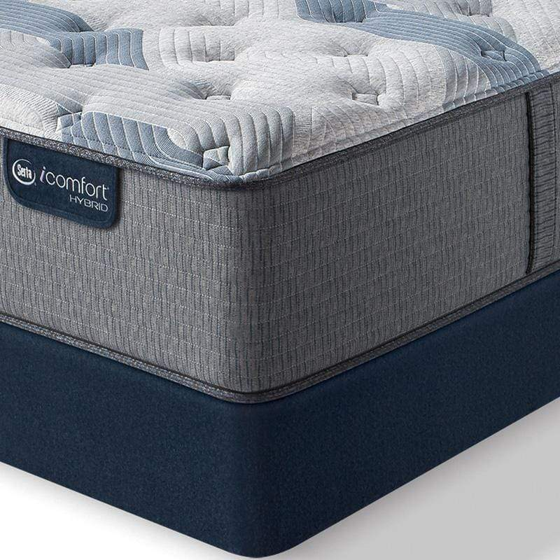 Serta Icomfort 174 Hybrid Blue Fusion 200 Plush Mattress