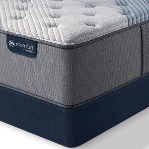 Mattress_Warehouse_Serta_iComfort_Hybrid_Blue_Fusion_1000_Luxury_Firm_MB Corner