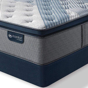 Mattress_Warehouse_Serta_iComfort_Hybrid_Blue_Fusion_1000_Plush_Pillowtop_MB Corner