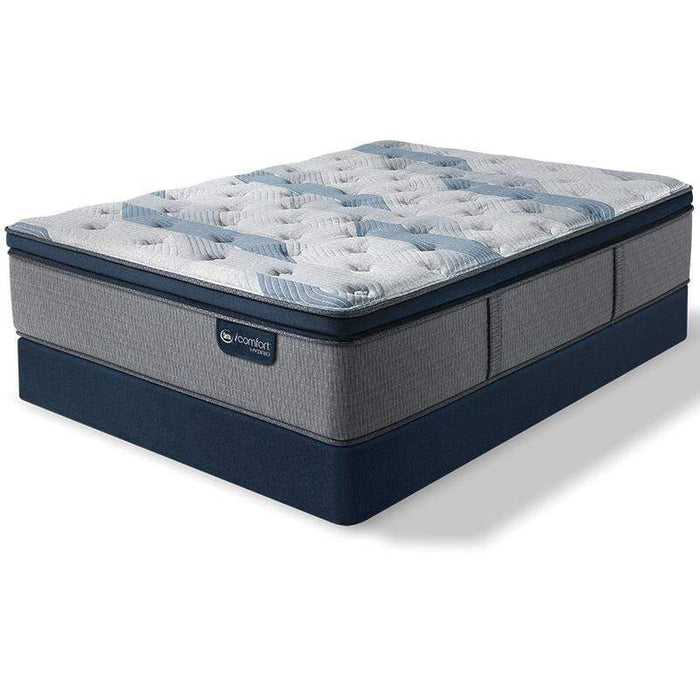 Serta iComfort® Hybrid Blue Fusion 300 Plush Pillow Top Mattress