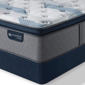 Mattress_Warehouse_Serta_iComfort_Hybrid_Blue_Fusion_300_Plush_Pillowtop_MB Corner