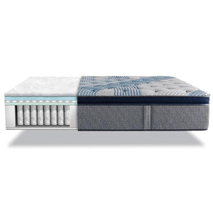 Serta iComfort® Hybrid Blue Fusion 4000 Plush Pillow Top Mattress