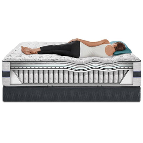 Mattress_Warehouse_Serta_iComfort_Memory_Coil_HB300Q_Cushion_Firm_Cutaway