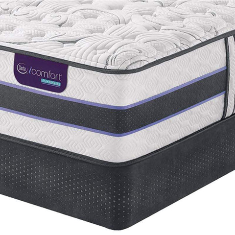Mattress_Warehouse_Serta_iComfort_Memory_Coil_HB300Q_Cushion_Firm_MB Corner