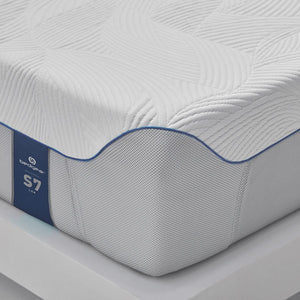 S7 Performance Mattress by Bedgear Corner