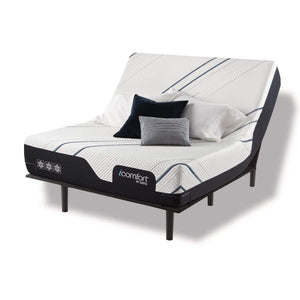Serta iComfort CF4000 Firm Mattress on Adjustable Base