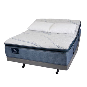 Serta iDirections Elite X5 Hybrid Pillowtop Adjustable Base