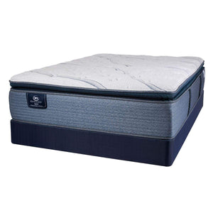 Serta iDirections Elite X5 Hybrid Pillowtop Mattress and Box Spring