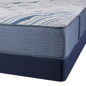 Serta iDirections Elite X7 Hybrid Plush Mattress And Boxspring Corner