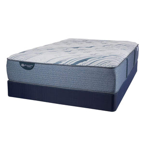 Serta iDirections Elite X7 Hybrid Plush Mattress And Boxspring