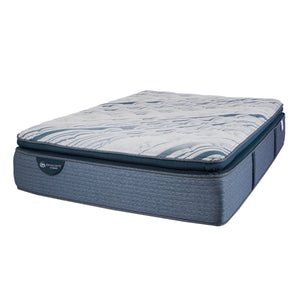 Serta iDirections Elite X8 Hybrid Pillow Top Mattress